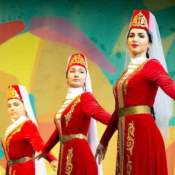 Фестиваль Абхазии «Апсны»
