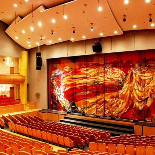 Ночь театров в театре «Русская песня»