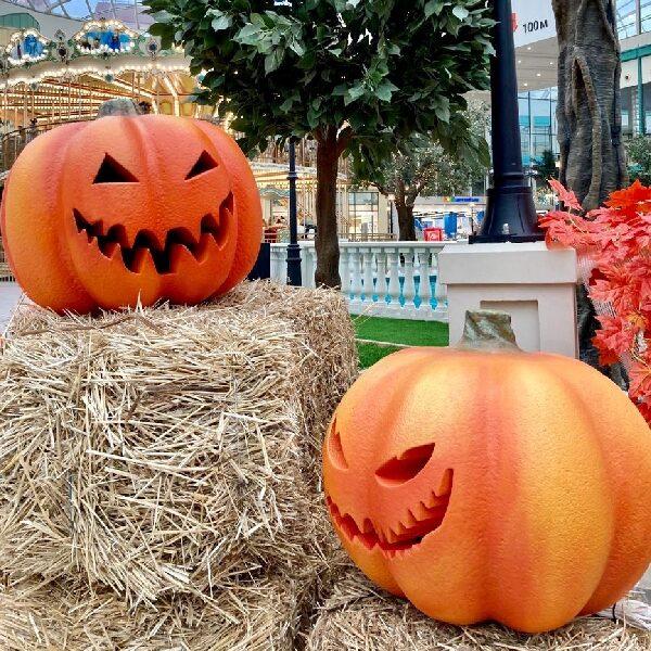 Хэллоуин в парке Остров мечты