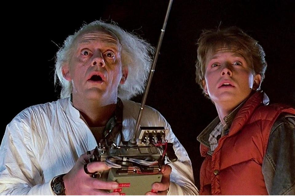 Фильм «Назад в будущее»: что стало с актерами 35 лет спустя