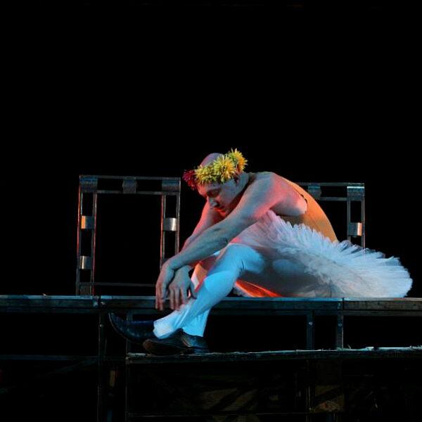 Спектакль «Ladies'night» в Театре Моссовета