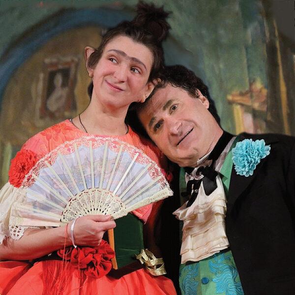 Спектакль «Дуэнья» в Театриуме на Серпуховке