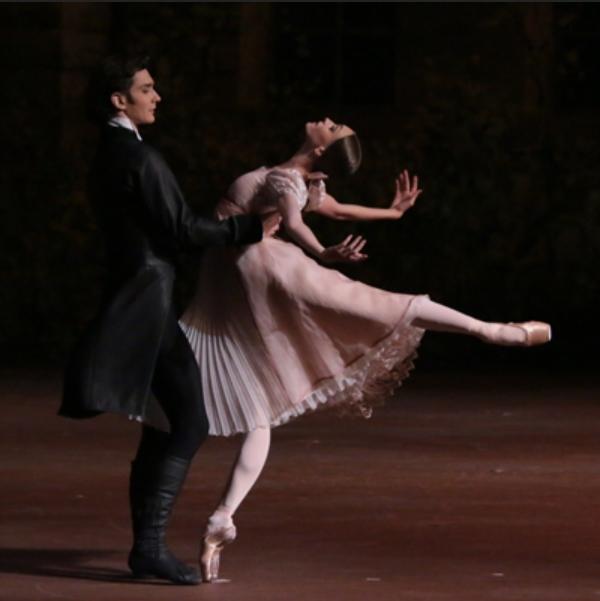 Балет «Онегин» в Большом театре