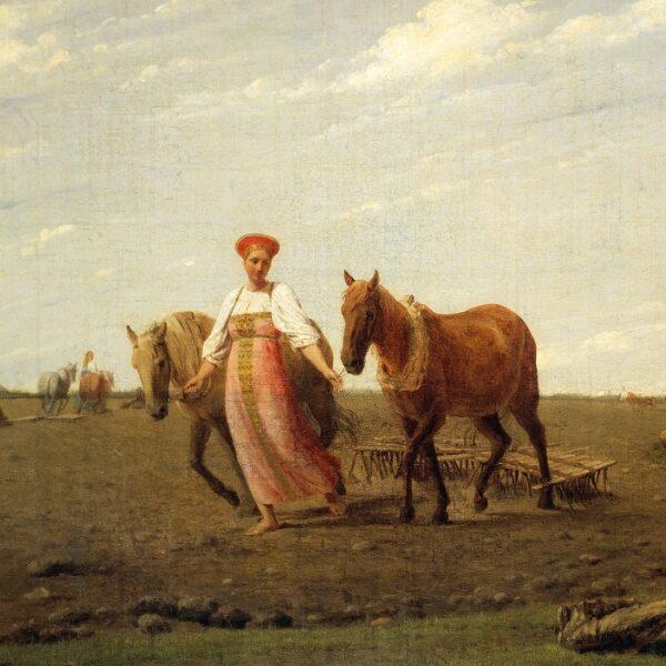 Выставка Алексея Венецианова