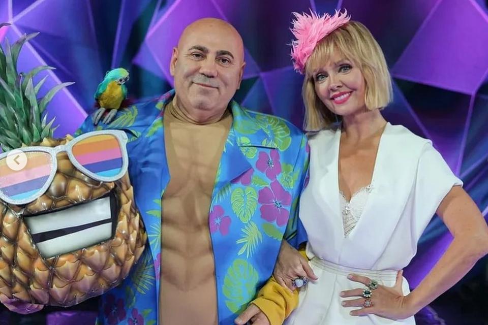 Что сказал Иосиф Пригожин об участии в шоу «Маска-2»: как продюсер обманул Валерию