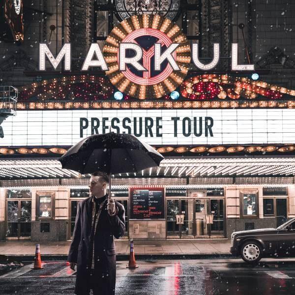 Концерт Markul