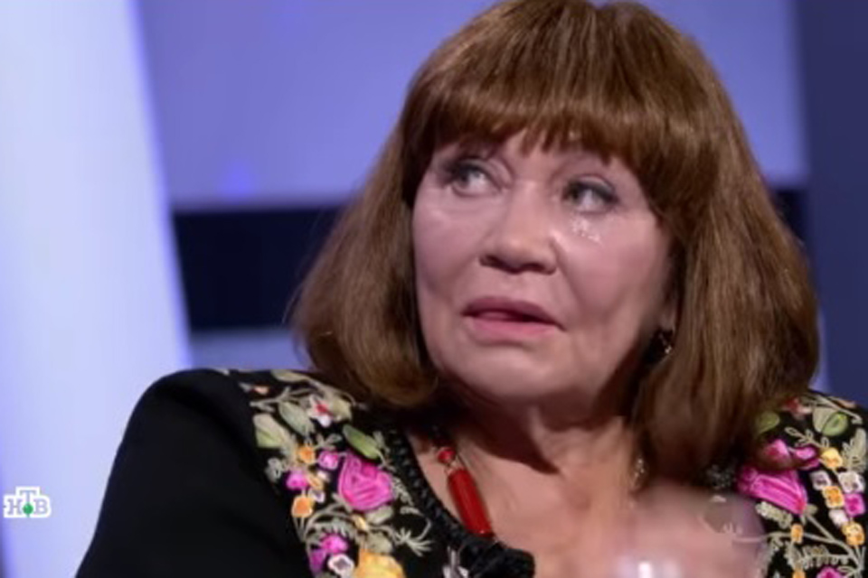 Лариса Лужина встретилась со своим первым мужчиной спустя 73 года