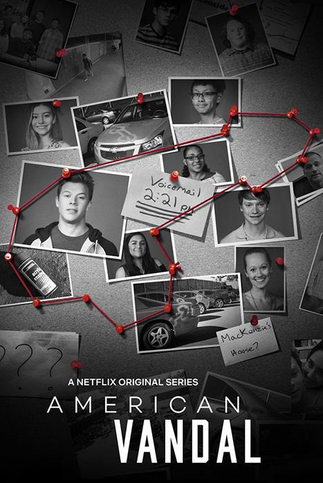 Американский вандал 2 сезон