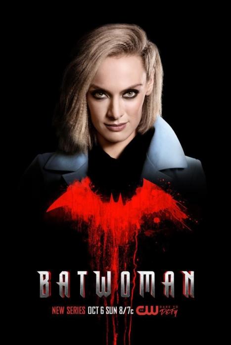 Бэтвумен 1 сезон