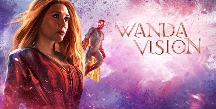 WandaVision 1 сезон дата выхода