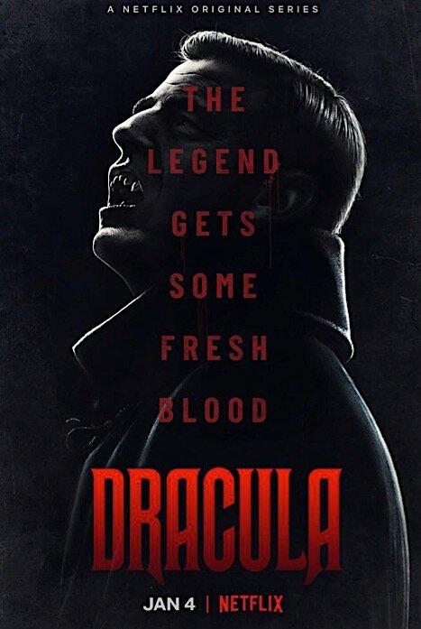 Дракула 1 сезон