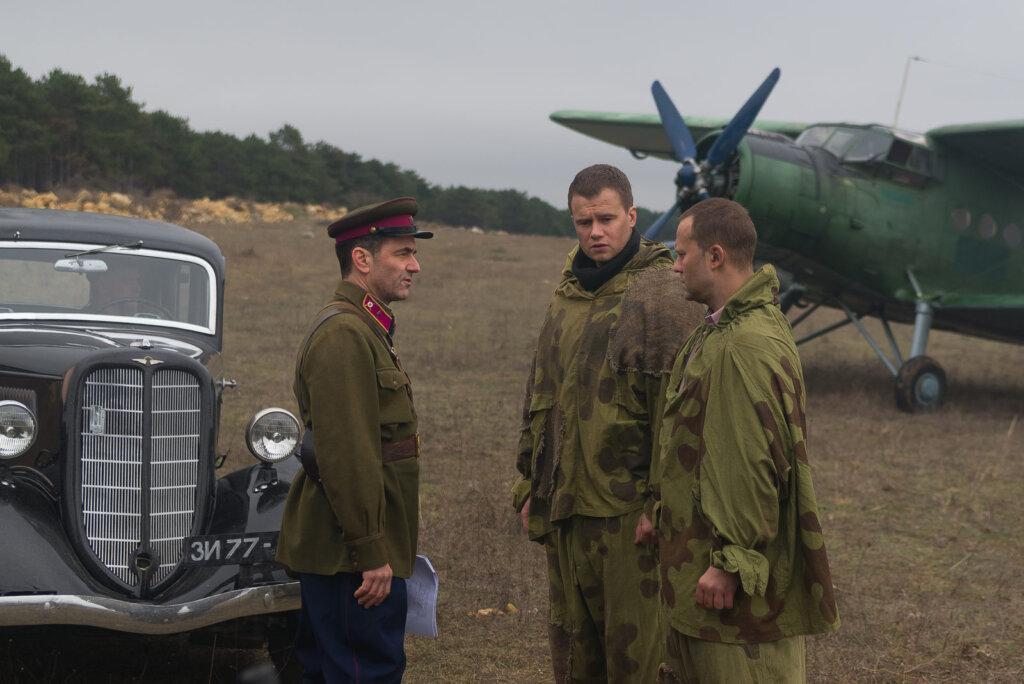 Премьера сериала «Диверсант. Крым» состоится 9 мая на Первом канале