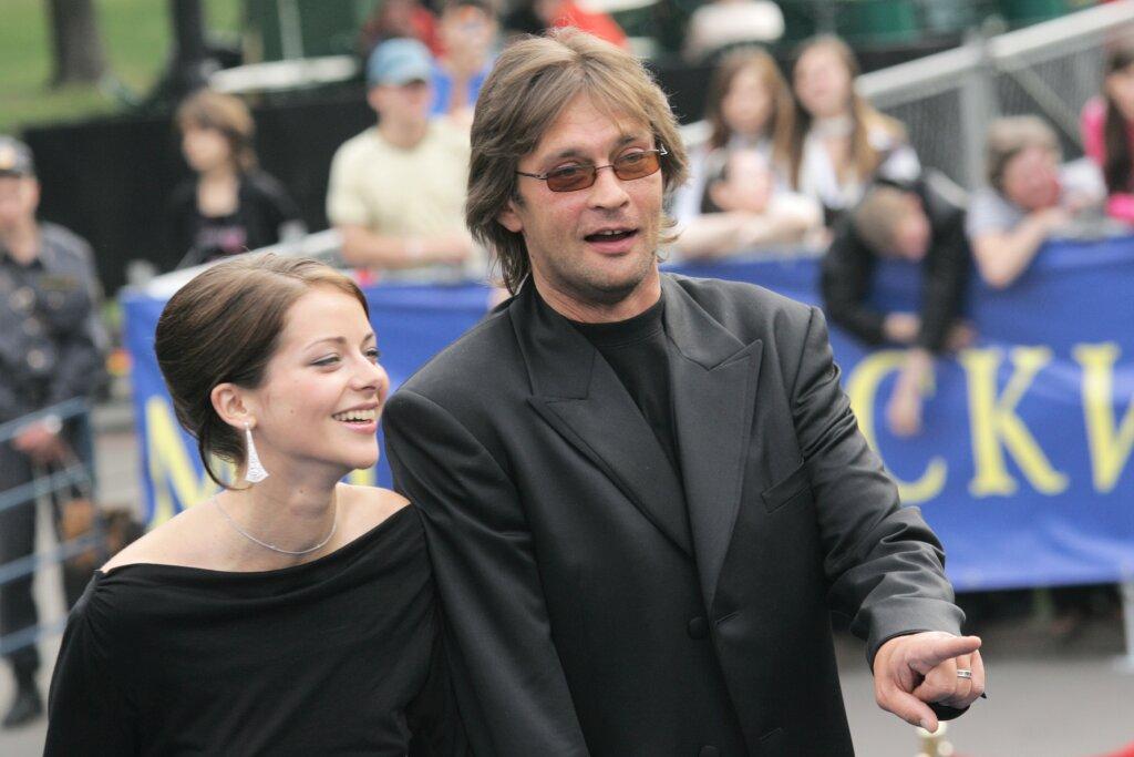 Между Александром Домогаровым и Мариной Александровой был бурный роман. Фото: Global Look