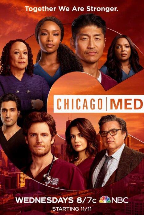 Медики Чикаго 6 сезон