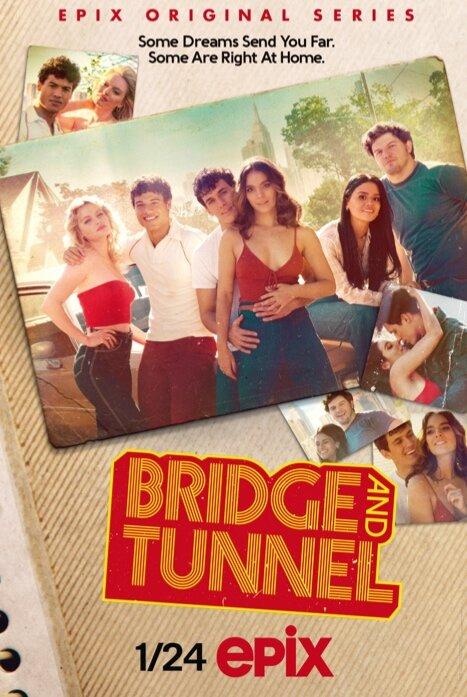 Мост и туннель 1 сезон