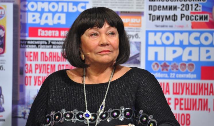 Звезда фильма «Вертикаль» Лариса Лужина вслед за Еленой Прокловой заявила о пережитом ужасе