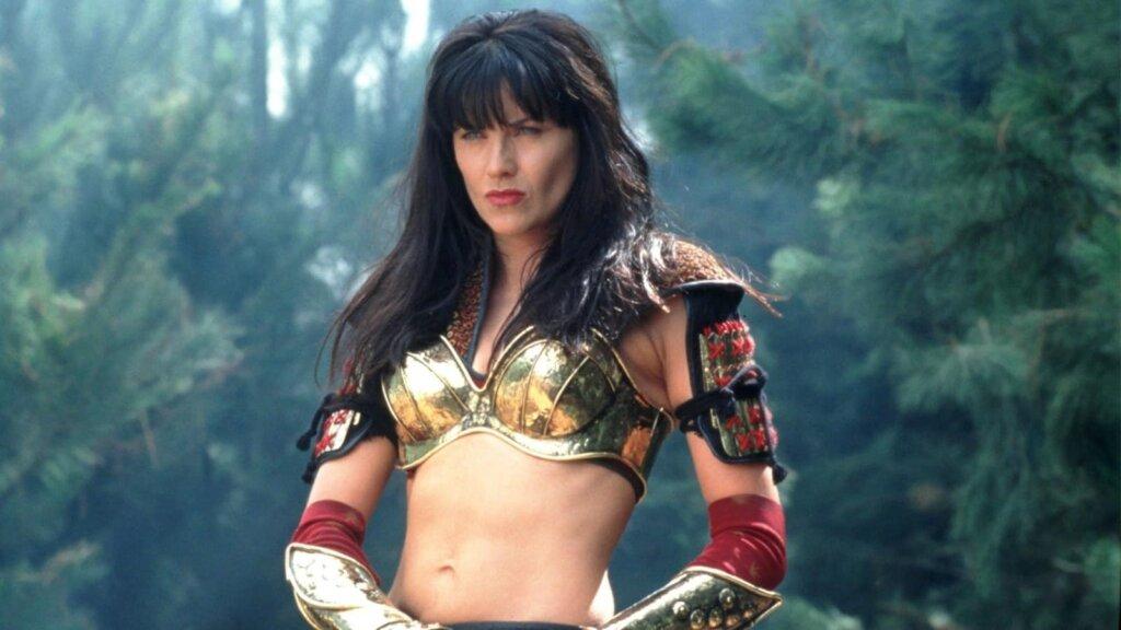 Как сейчас выглядит «Зена — королева воинов»: Люси Лоулесс и в свои 53 хороша