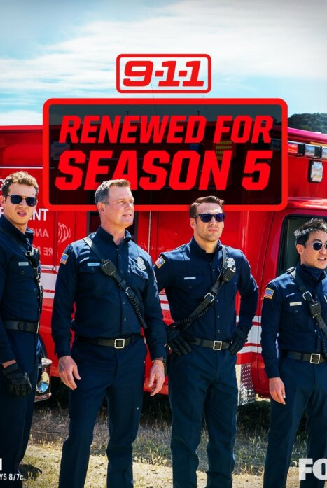 911 служба спасения 5 сезон