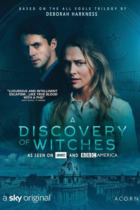 Открытие ведьм 3 сезон