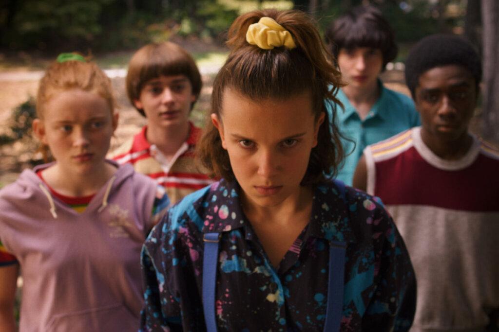Netflix выпустил первый тизер четвертого сезона сериала «Очень странные дела»