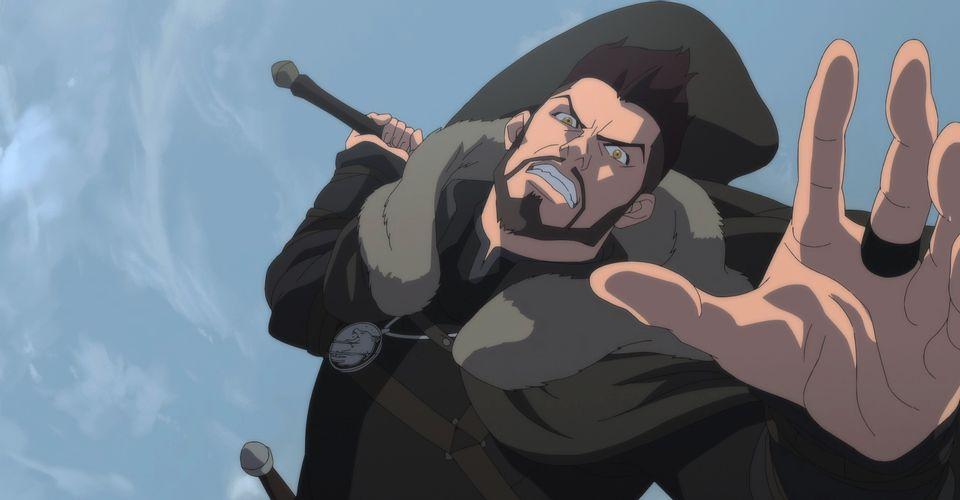 Русский трейлер аниме «Ведьмак: Кошмар волка» появился на Netflix