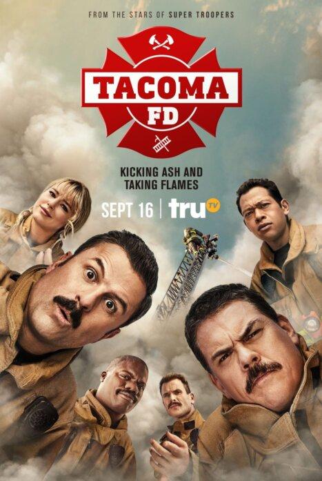 Пожарная служба Такомы 3 сезон
