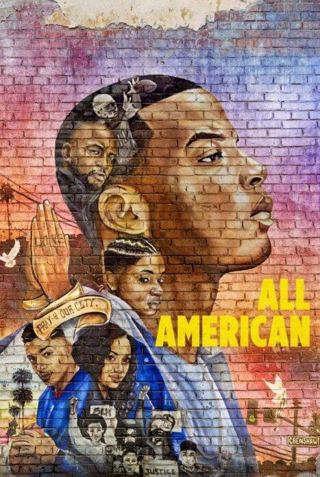 Всеамериканский 4 сезон
