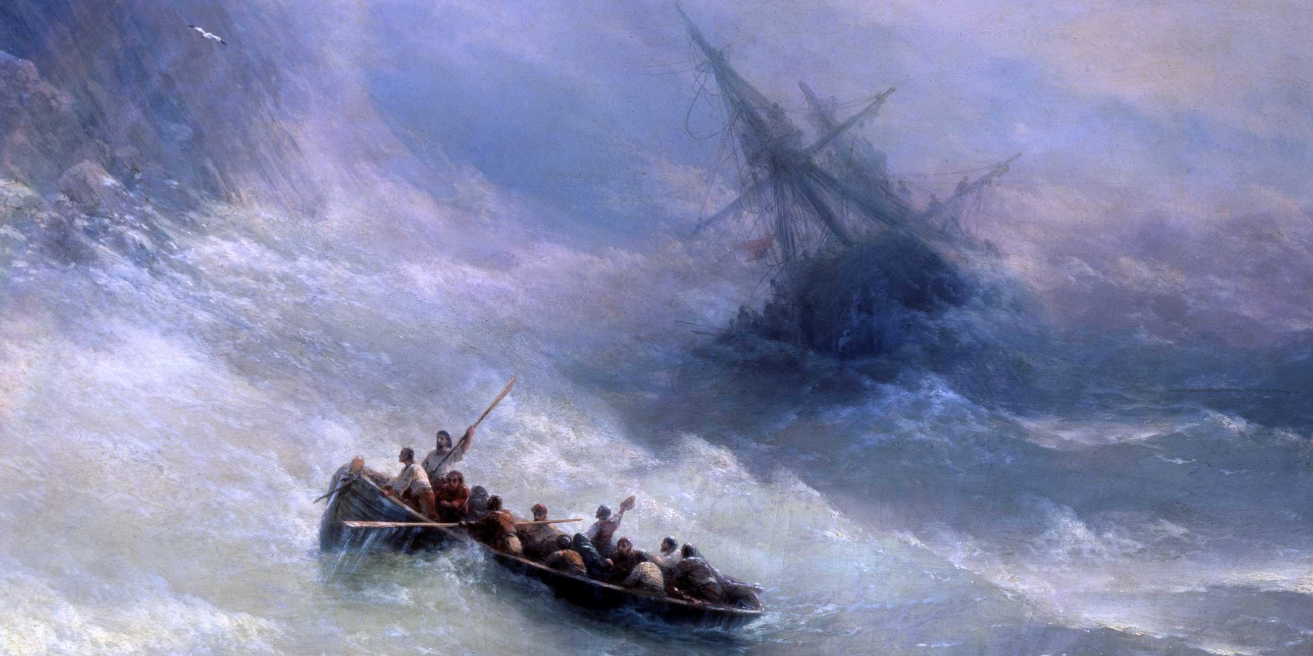 Здесь можно увидеть полотна Айвазовского, Шишкина, Васнецова и других живописцев.Фото: globallookpress.com