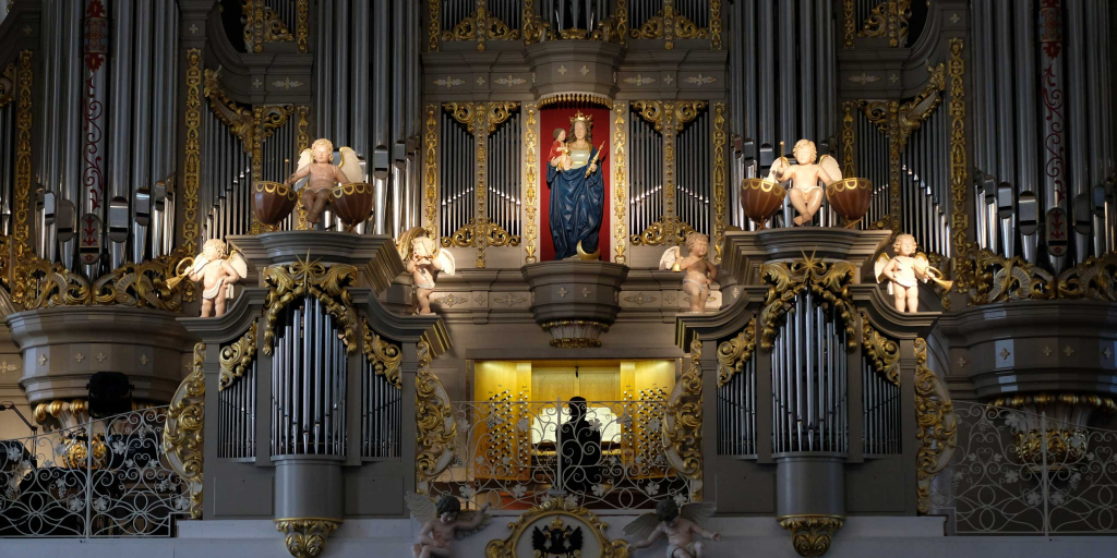 Органный комплекс Кафедрального собора Калининграда