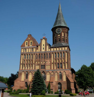 кафедральный собор калининград