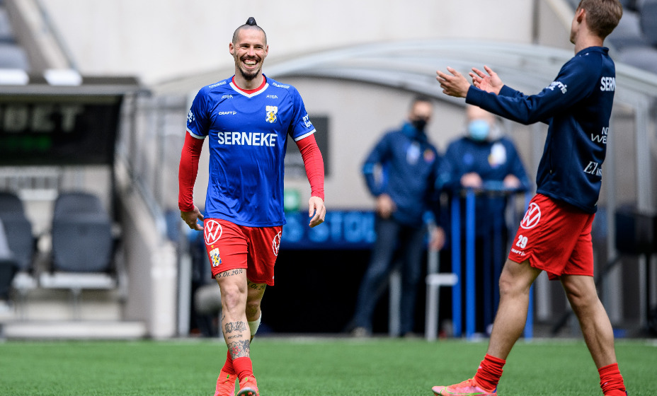 Гамшик рад вернуться в сборную Словакии после травмы. Фото: Global Press Look