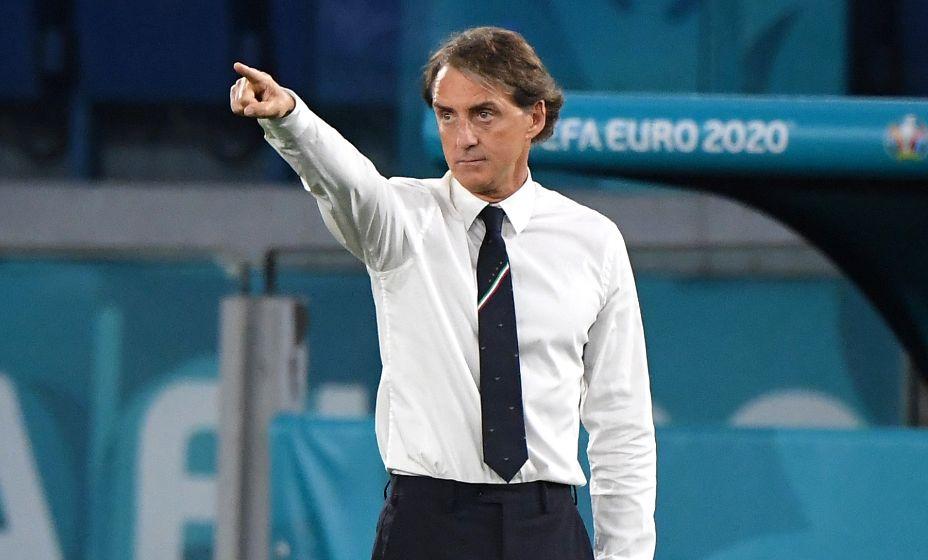 Роберто Манчини на Евро-2020 нацелился на финал. Фото: Reuters