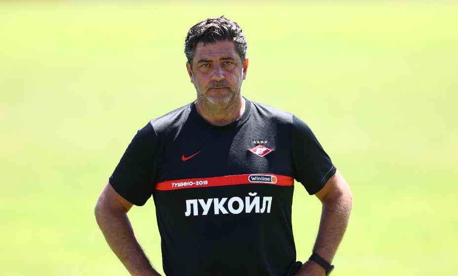 Так плохо, как Руй Витория, в «Спартаке» никто не начинал. Фото: Global Press Look