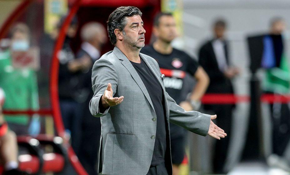 Руй Витория остается в клубе, но надолго ли. Фото: Global Look Press