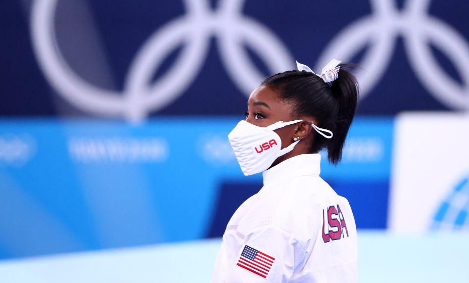 Лидер сборной США по гимнастики Симона Байлз рассказала о восстановлении. Фото: Reuters