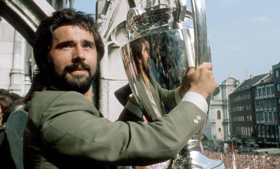 Герд Мюллер выиграл все значимые трофеи и в сборной и в клубе. Фото: Global Look Press