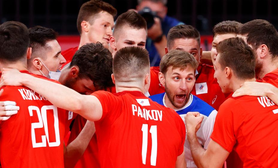 Мужская сборная России по волейболу вышла в четвертьфинал Евро. Фото: Reuters