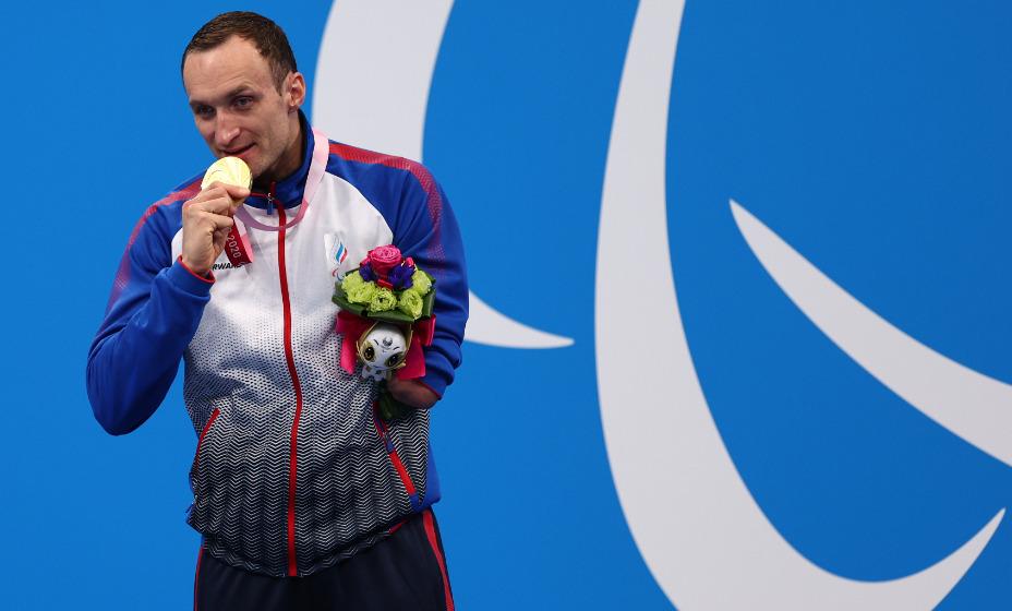 Пловец Андрей Калина доплыл до паралимпийского золота Игр-2020 в Токио. Фото: Reuters