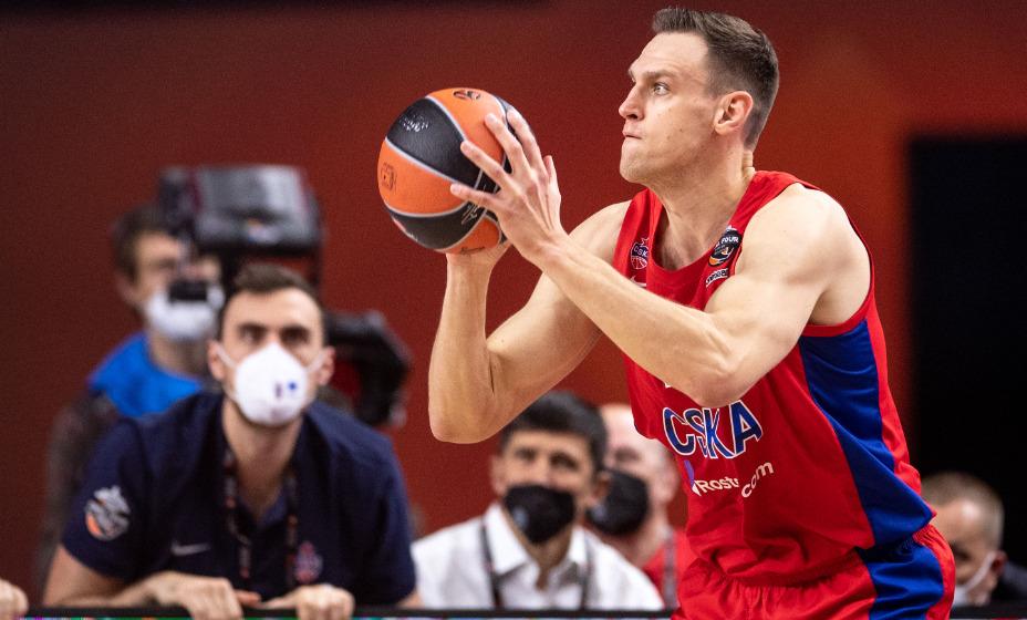 Игроки ЦСКА уступили в первом матче баскетбольной Евролиги. Фото: Global Press Look