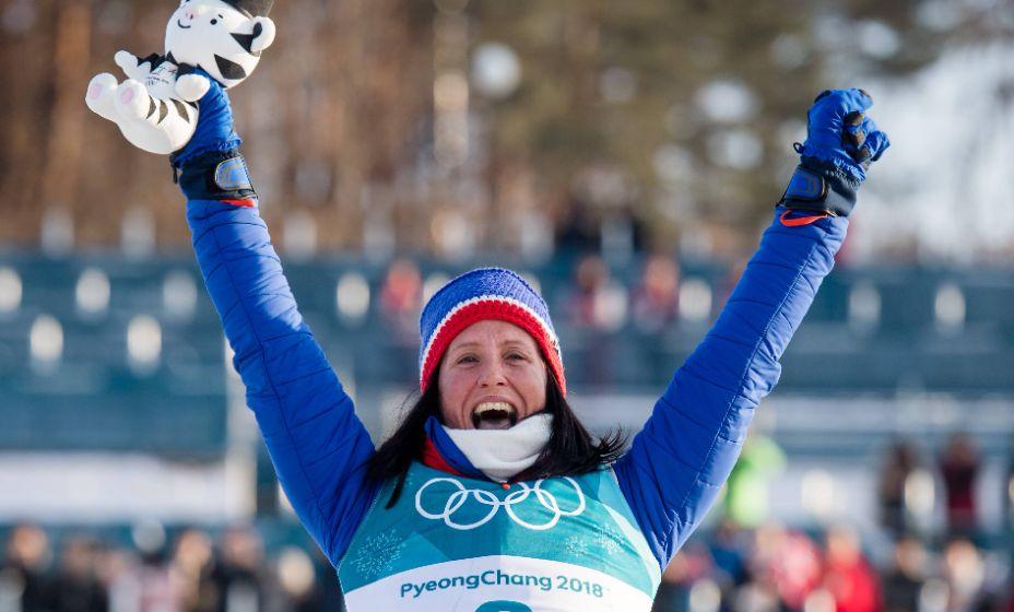 Норвежская лыжница Марит Бьорген призналась в употреблении допинга. Фото: Global Look Press